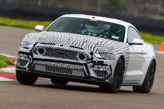 2021 Ford Mustang Mach 1, le retour