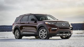 Détroit 2019:  Ford Explorer