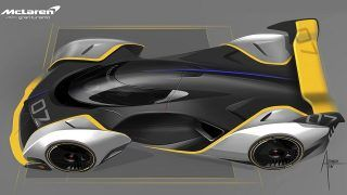 McLaren Ultimate Vision Gran Turismo:  virtuellement ultime?