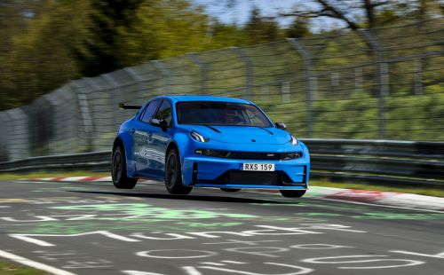 "Nürburgring:  Deux ""records"" très discutables pour Lynk and Co"