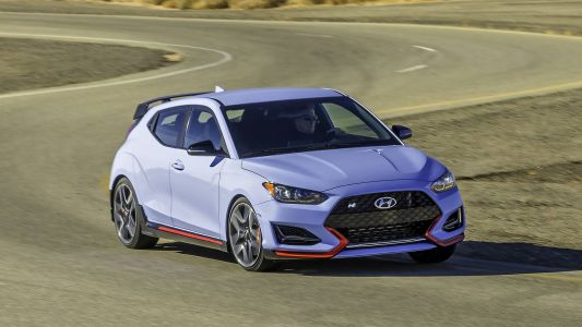 Hyundai Veloster 2 (2018):  une version N au salon de Detroit