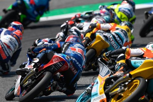 Moto3:  grille 2019