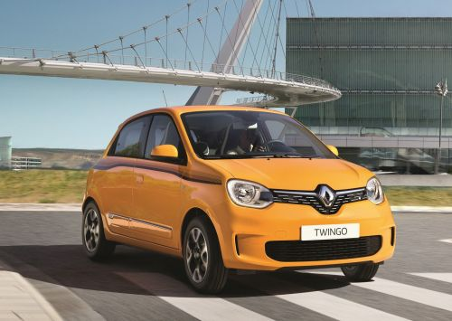 Restylage Renault Twingo:  plus sage