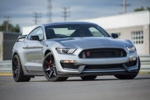 Du neuf sur la Ford Mustang Shelby GT350R (2019)