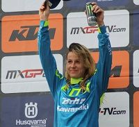 MXGP - France :  Livia Lancelot s offre son grand-prix national