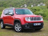 Essai - Jeep Renegade 1.4 MultiAir 140 (2017):  la jeep slim