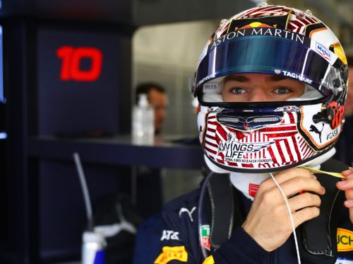 Horner: Gasly still not comfortable with RB15, but getting there