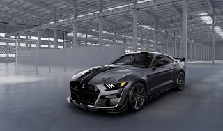 Ford Mustang, 2020 JDRF Shelby GT500 et NASCAR Xfinity Series