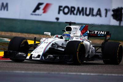 Williams repart bredouille du Grand Prix de Chine