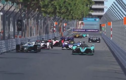 Wehrlein takes lights-to-flag Monaco 'Race at Home' win