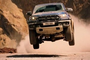 VIDEO:  le nouveau Ford Ranger Raptor en action !