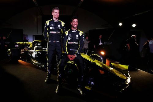 Hulkenberg: Curious to see if Ricciardo 'kicks my ass'!