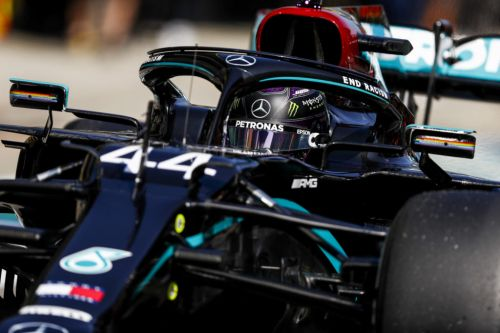 Formule 1 - qualification:  Lewis intouchable, Max P2, Ricciardo 5e