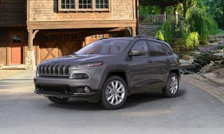 2018 Jeep Cherokee Latitude Tech Connect Package, l'Amazon