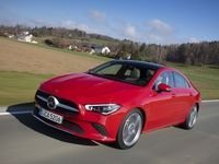 La Mercedes CLA arrive en concession:  pourquoi faire simple ?