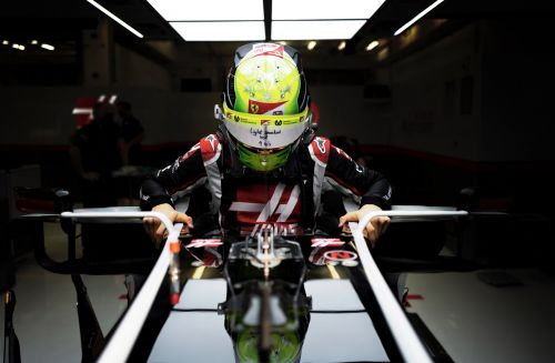 Schumacher ready to fill in for Grosjean in Abu Dhabi - if necessary