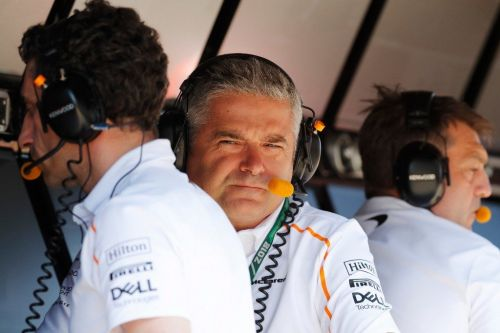 McLaren filled with 'excitement and anticipation' - de Ferran