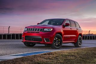 Jeep Grand Cherokee Trackhawk, Hennessey annonce son programme