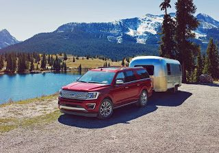 2018 Ford Expedition, simplement costaud