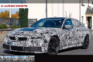 "La future BMW M3 ""Pure"", ""Base"" ou ""Competition"""