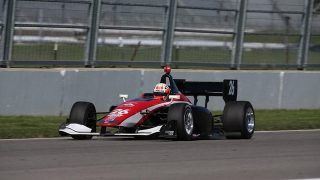 Mazda Road to Indy 2016:  Chris Griffis Memorial test