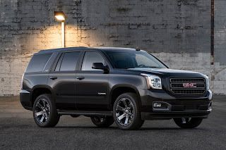 2019 GMC Yukon Graphite, décliné en deux versions