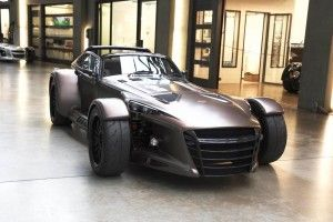 Donkervoort en tournée à travers la France