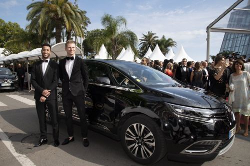 It's Monaco via Cannes for Renault's glamour boys