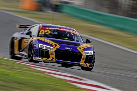 Saison record pour Audi Sport customer racing
