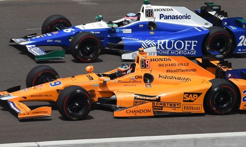 McLaren appoints Bob Fernley as IndyCar president