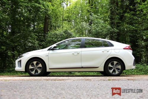 Essai : Hyundai Ioniq Electric Creative