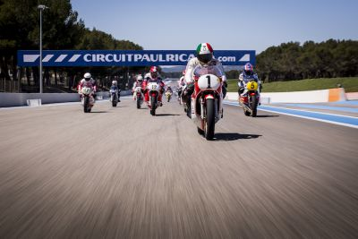 Sunday Ride Classic:  Le Circuit Paul Ricard au rythme des grands moments de légende