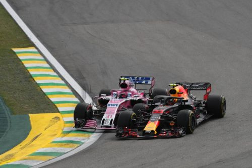 Horner: Ocon 'lucky to get away' with just a push from Max