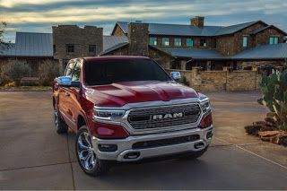 2019 Ram 1500, 2019 North American Truck of the Year