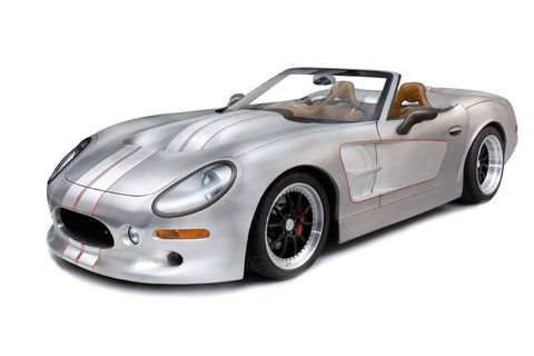 Shelby American Series 2 Roadster:  édition limitée