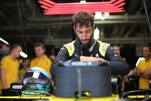 Ricciardo: Little changes for 2020 'not where Renault wants to be'