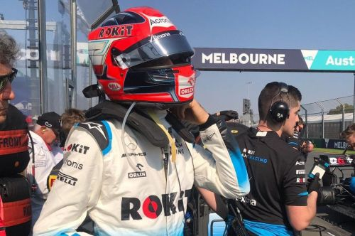 Despite chaotic debut 'unprepared' Kubica has no regrets