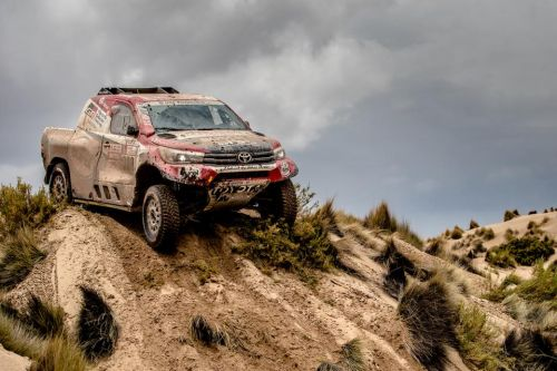 Dakar 2018, 11e étape, la surprise Ten Brinke