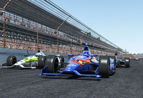 Alonso enjoys double Legends Trophy win at Indy!