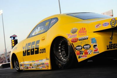 Dragster - Jeg Coughlin Jr. conserve le meilleur temps des qualifications