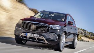 Mercedes Maybach GLS 600, classe grand luxe