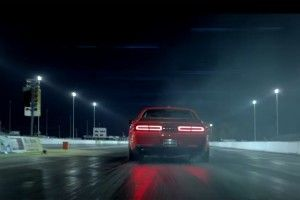 Dodge Challenger SRT Demon (2017):  ultime teaser