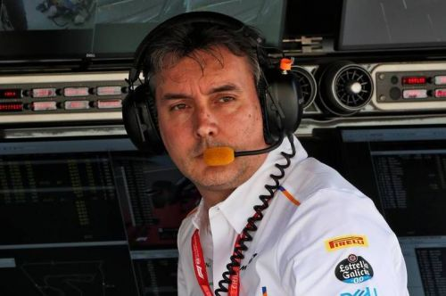 McLaren's Key: F1 engineers should out-develop, not copy
