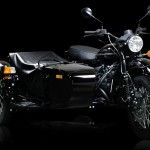"INSTANT INTERSECTION: URAL Motorcycles "" Dark Force """