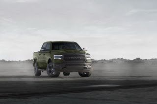 2021 Ram 1500 Built to Serve phase IV
