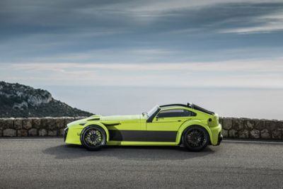 Donkervoort D8 GTO-RS:  40 exemplaires seulement