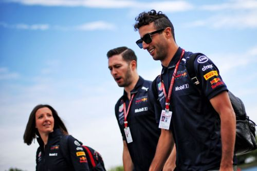 Canadian GP: Thursday's build-up in Montreal