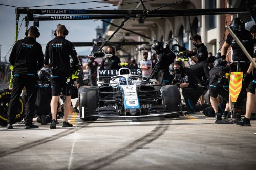 New Williams owners 'not afraid of change' - Button