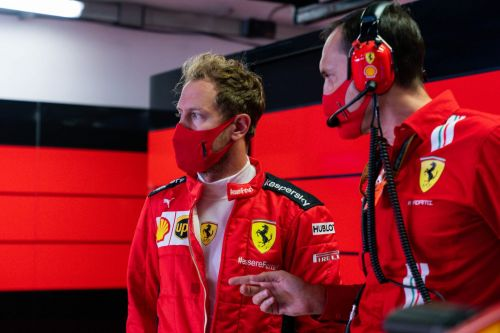 Ecclestone 'pressured' Lawrence Stroll to sign up Vettel