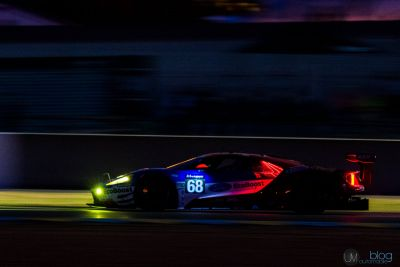 24h du Mans 2017 - Episode 2:  les qualifications avec Ford Ganassi